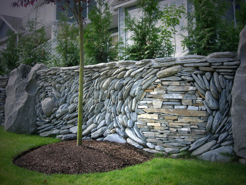 stone wall art by andreas kunert and naomi zettl ancient art of stone 7 The Art of Stone Balancing