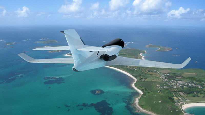 This Windowless Plane Wants To Bring The Outside World In