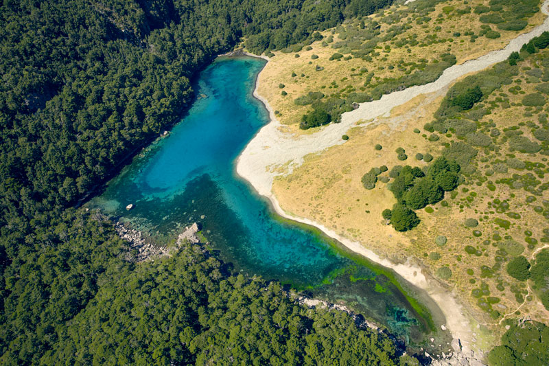 worlds clearest lake blue lake nelson nz (6)