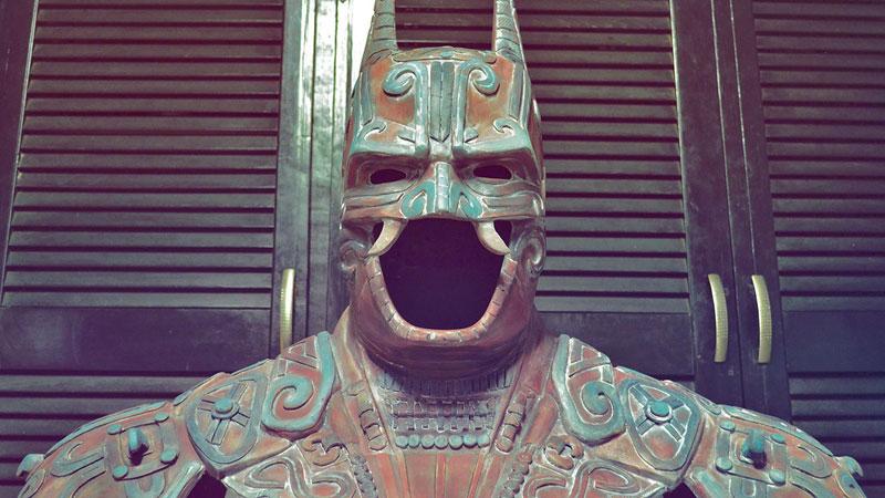 Ancient Mayan Batman