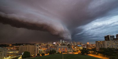 Arcus Cloud Kansas City Timelapse