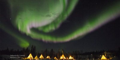 This is What Aurora Borealis Looks Like inReal-Time