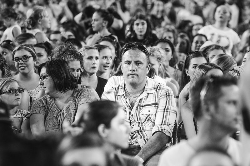 dads at one direction concert The Reykjavik Police Departments Instagram Feed is Pure Gold