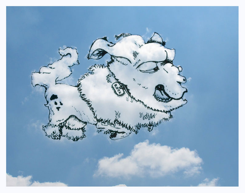 drawing on top of clouds by Martín Feijoó (11)