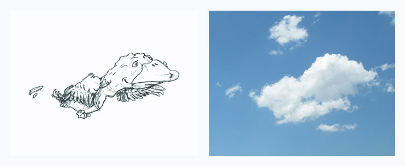 drawing on top of clouds by Martín Feijoó (16)