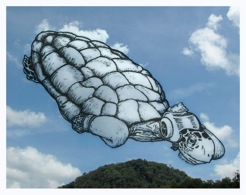 drawing on top of clouds by Martín Feijoó (5)