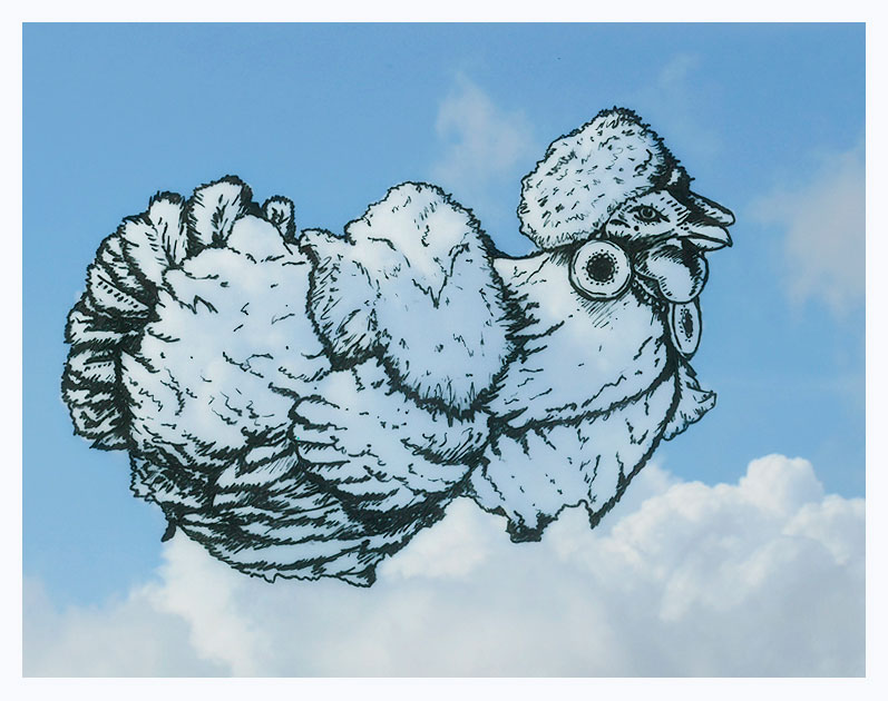 drawing on top of clouds by Martín Feijoó (7)
