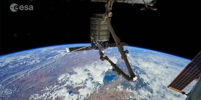 Astronaut Alex Gerst Unveils Jaw-Dropping Earth Timelapse in UltraHD