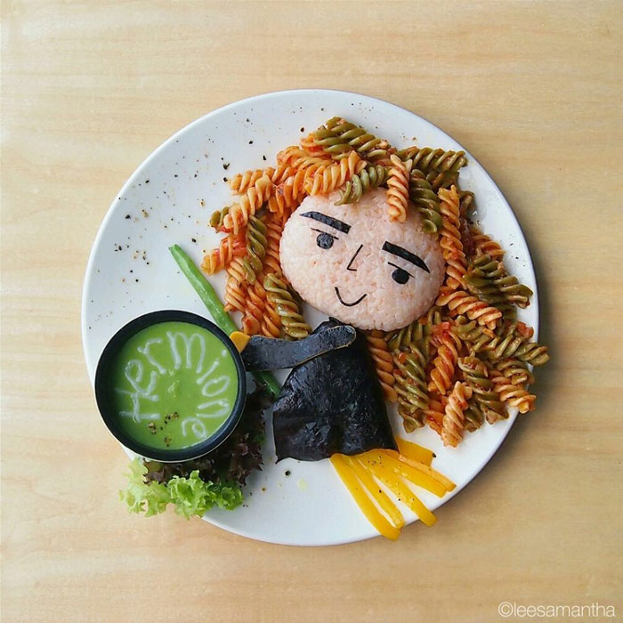 Lee Samantha Makes Food That Tells A Story «TwistedSifter