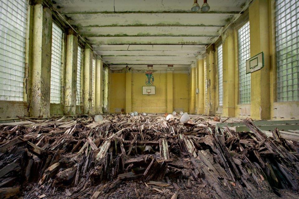 GERMANY---Miltary-Barracks