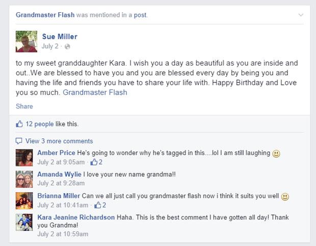grandmas grandmothers accidentally tag grandmaster flash on facebook (12)