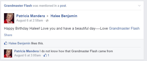 grandmas grandmothers accidentally tag grandmaster flash on facebook (9)