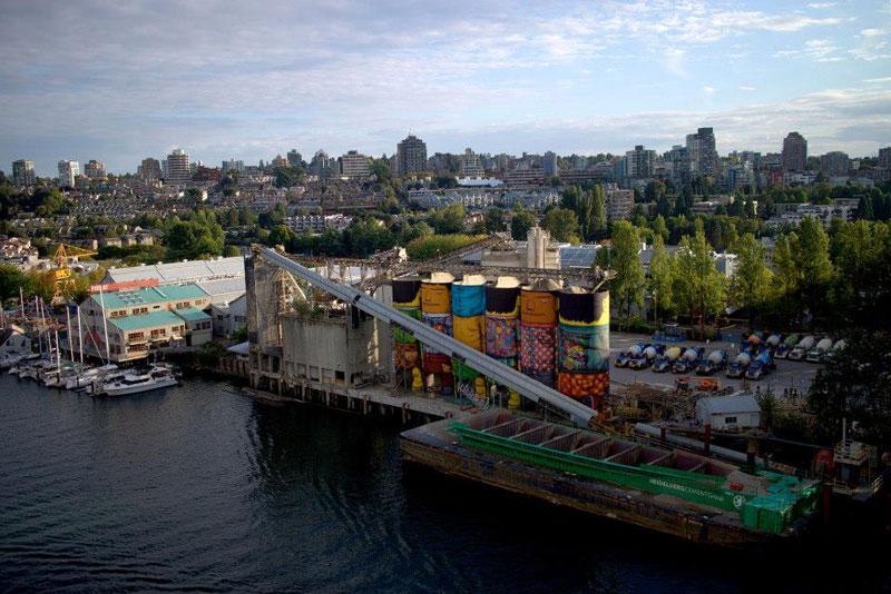 Concrete Docks Vancouver Island