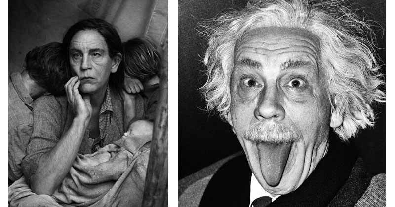 Recreating Iconic Photos with JohnMalkovich