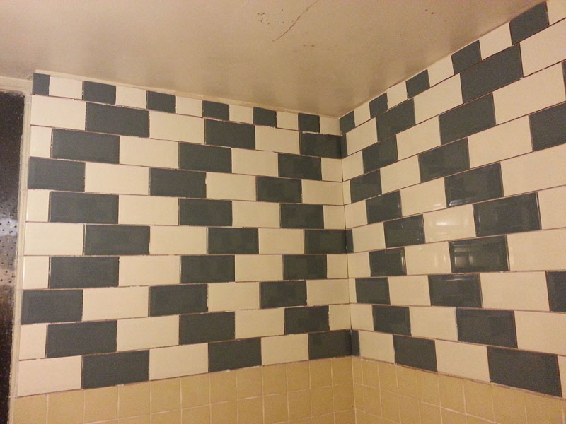 This Is The Cafe Wall Illusion 171 Twistedsifter