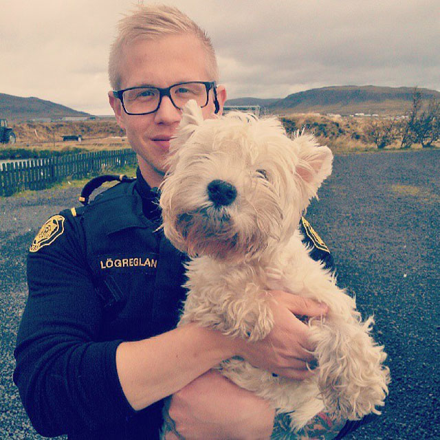 The Reykjavik Police Department's Instagram Feed is Pure Gold (13)