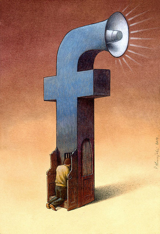 what facebook feels like in 2014 by pawel kuczynski (4)