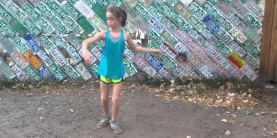 This 11-Year-Old Girl's Dance Routine isBananas