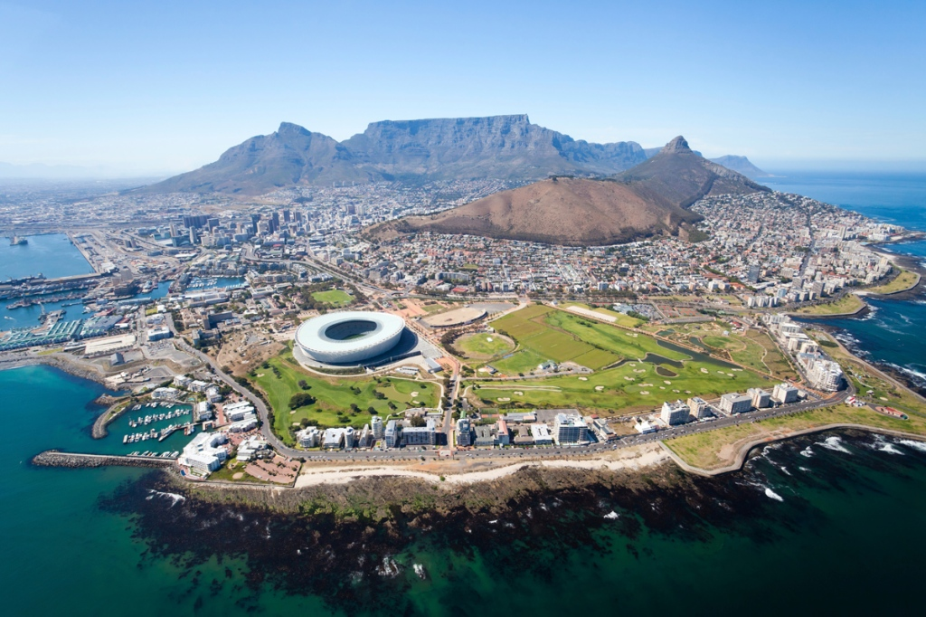 Picture of the Day: Cape Town fromAbove