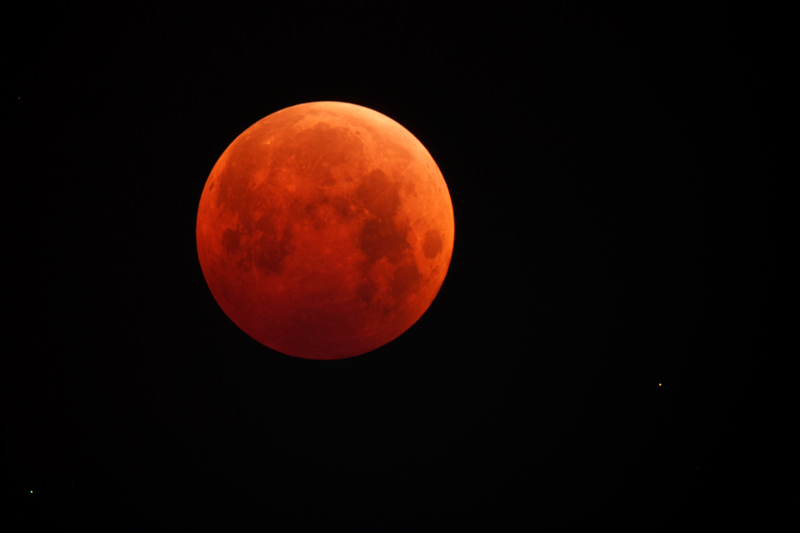 5 Brilliant Captures of the October 8 'BloodMoon'
