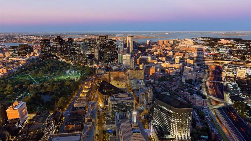 Tour of Boston Shows Fresh Take on TraditionalTimelapse