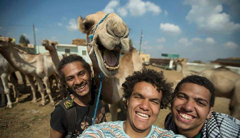 camel-selfie