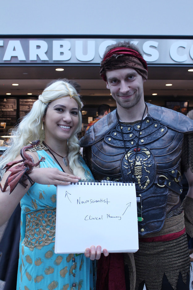 cosplayers at new york comic con reveal their day jobs by ryan broderick (2)
