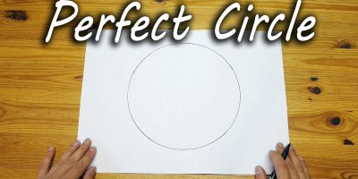 How to Draw Perfect Freehand Circles