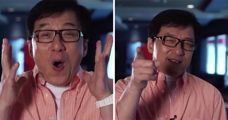 Jackie Chan's Best StoryEver