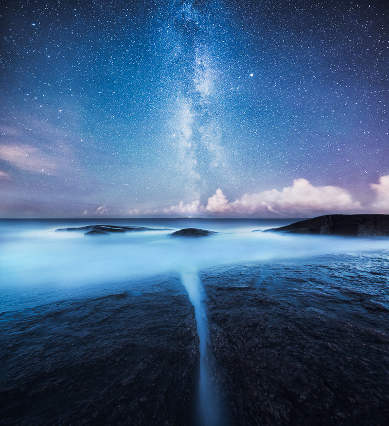 Finland Night Photography by Mikko Lagerstedt