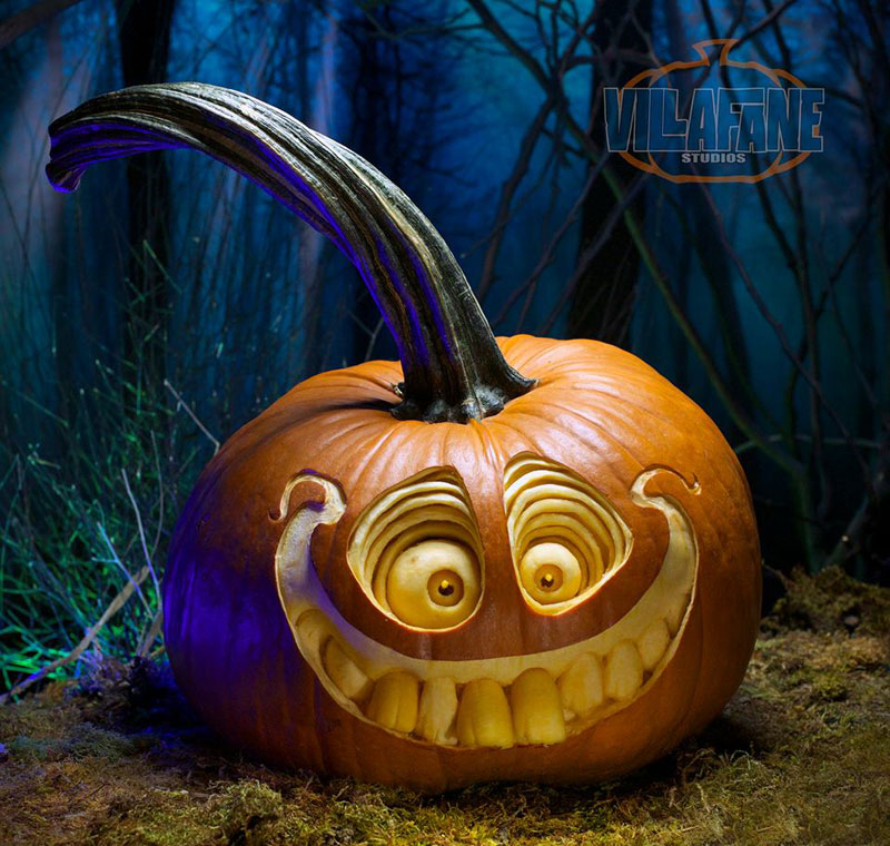 pumpkin carving by ray villafane studios (14)