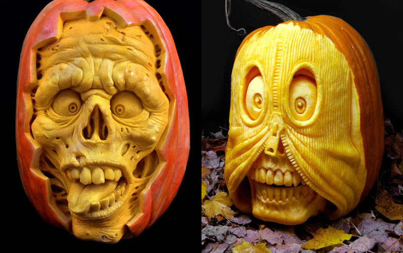 The Most Amazing Pumpkins You Will See ThisHalloween