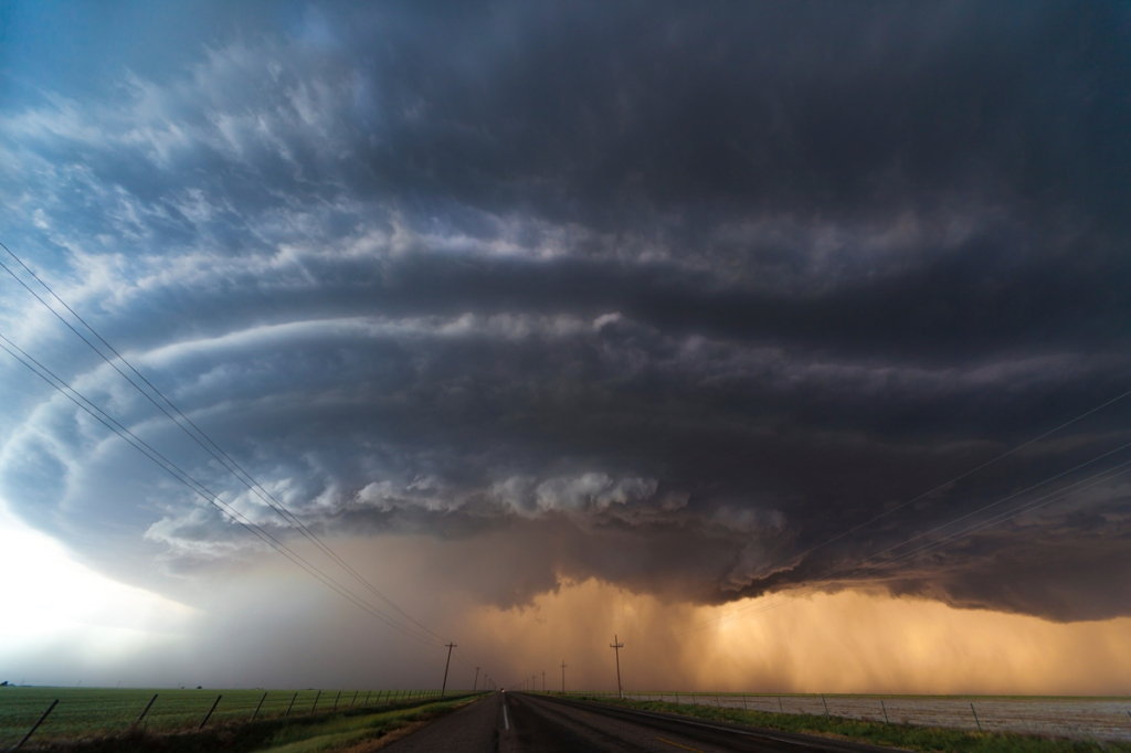 Picture of the Day: Oklahoma Supercell