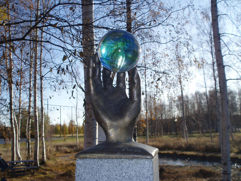 In Sweden You'll Find the World's Largest Scale Model of the Solar System