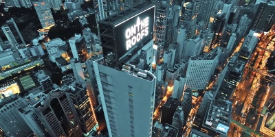 These Guys Just Scaled a Hong Skyscraper and Hacked theBillboard