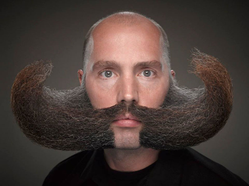 world beard and moustache championships 2014 by greg anderson 11 This Canadian Hot Spring has a Hair Freezing Contest Every Winter
