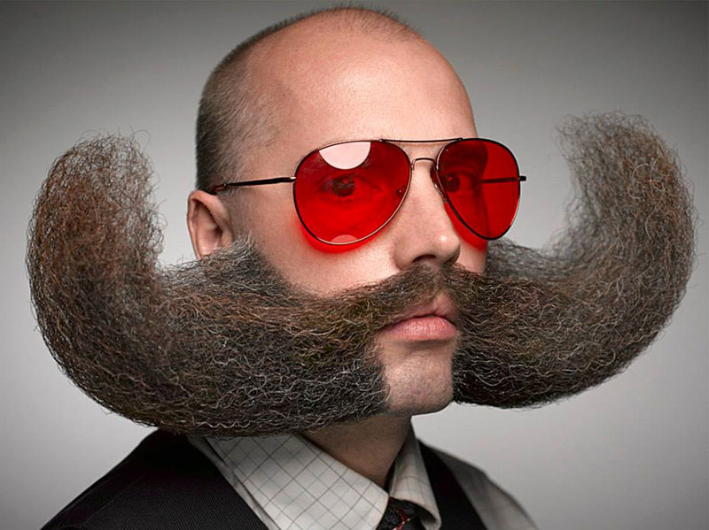Glorious Highlights from the 2014 World Beard and MoustacheChampionships