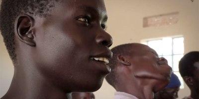 Deaf Since Birth, a 15-Year-Old has His FirstConversation