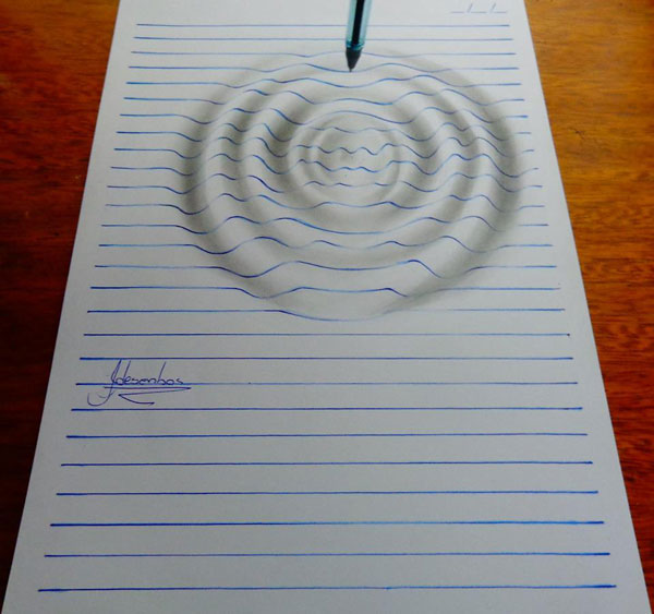 3d notepad art by joao carvalho (11)
