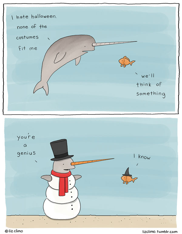 animal comics by simpsons artist liz climo (17)