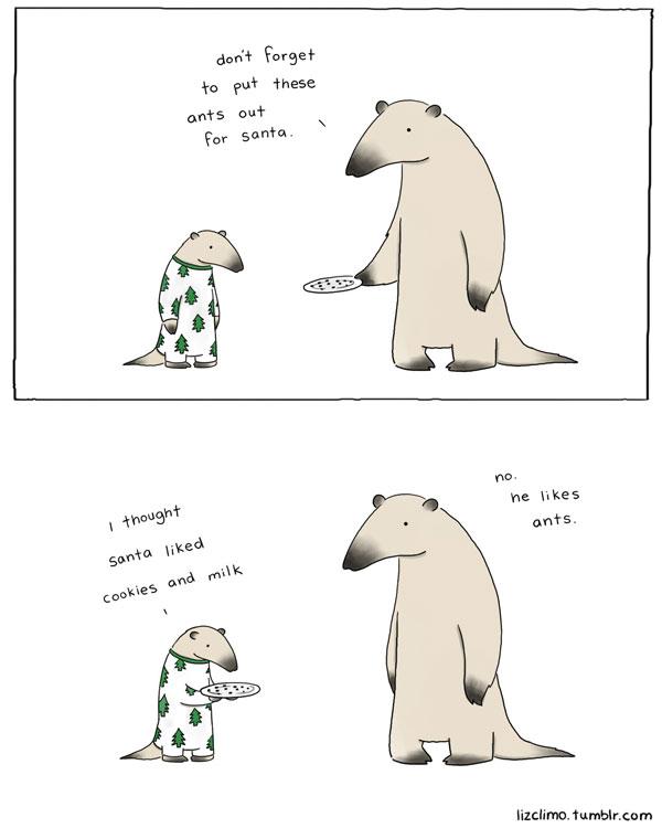 animal comics by simpsons artist liz climo (3)