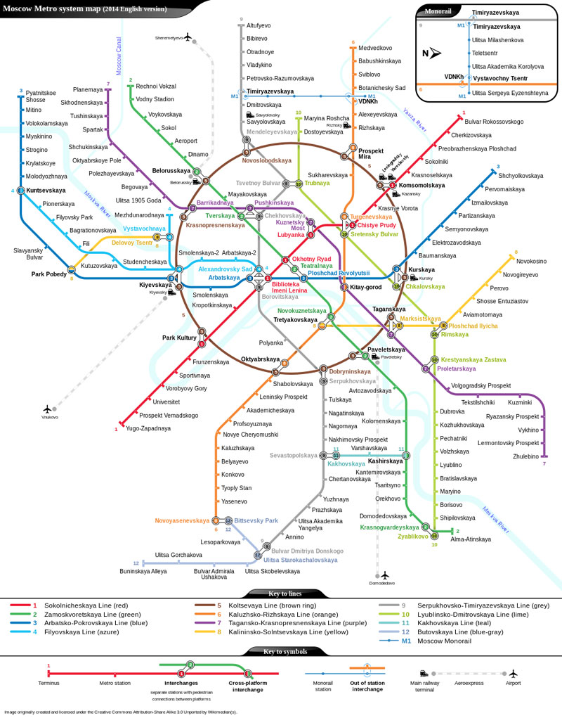 Sweden Subway Map.The Moscow Metro Has Some Beautiful Stations Twistedsifter