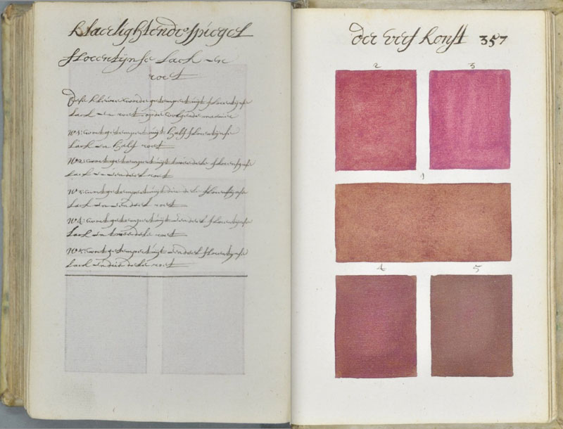 dutch color pantone swatch book 1692 by a boogert (9)