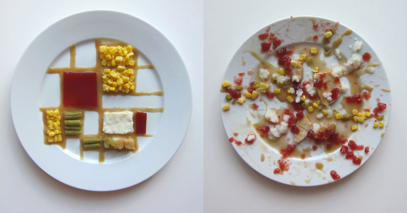 How 10 Famous Artists Would ServeThanksgiving