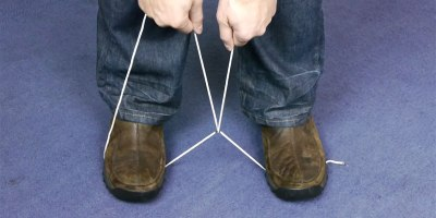 How To Cut Rope Without Scissors or aKnife