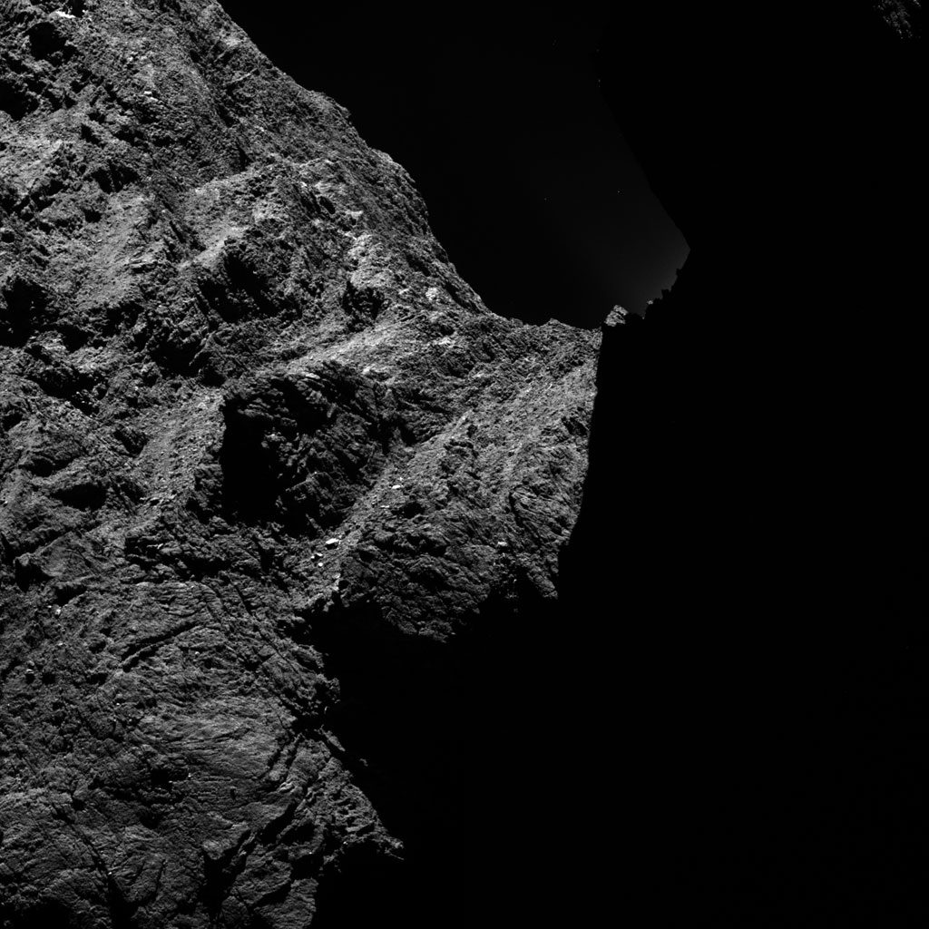 HQ Photos by Rosetta and Philae (14)