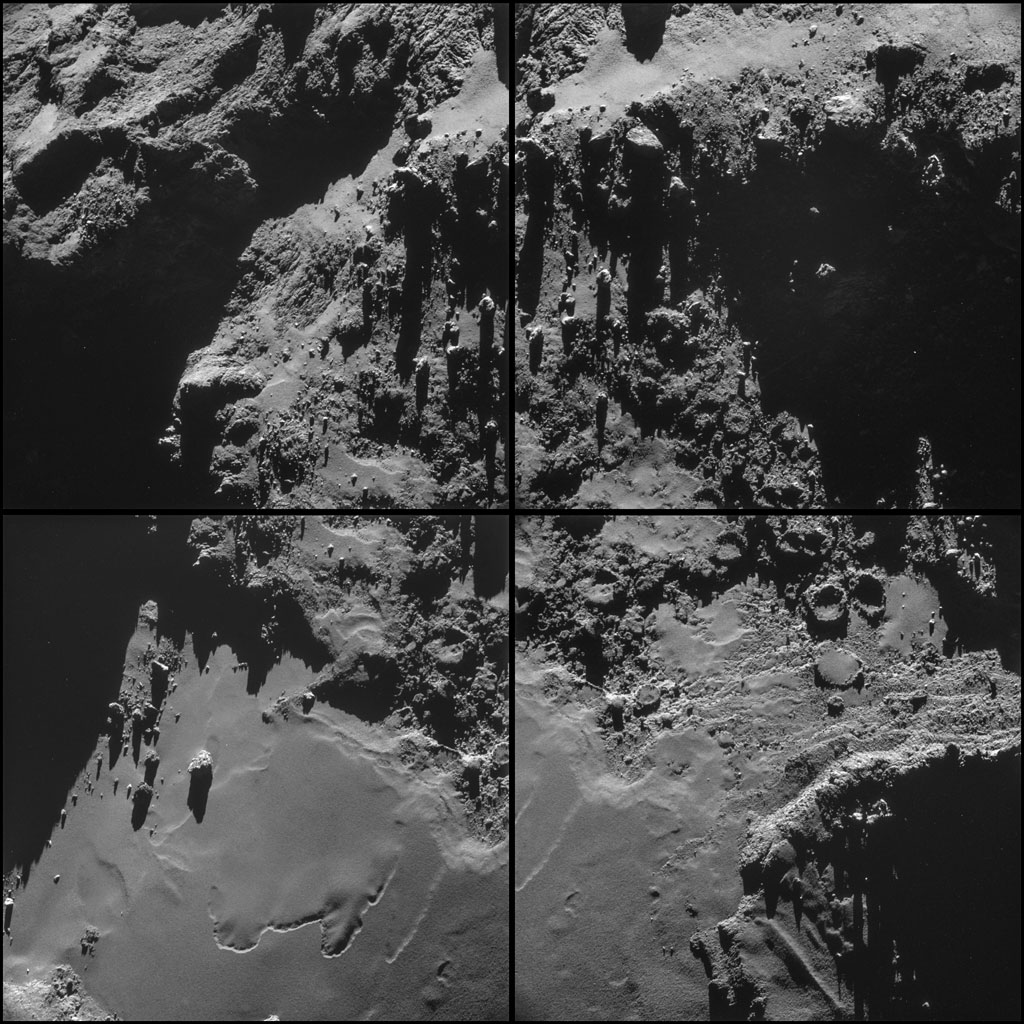 HQ Photos by Rosetta and Philae (17)