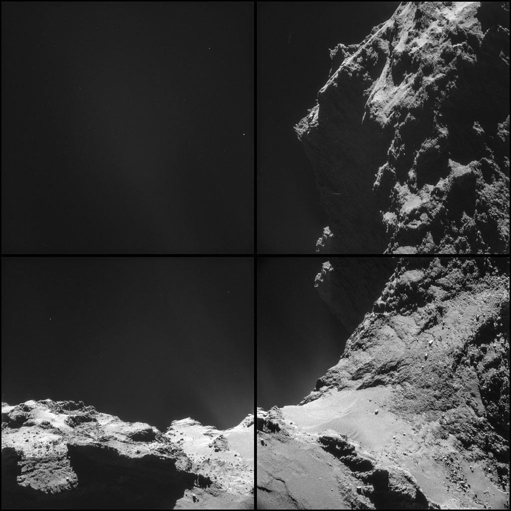 HQ Photos by Rosetta and Philae (18)