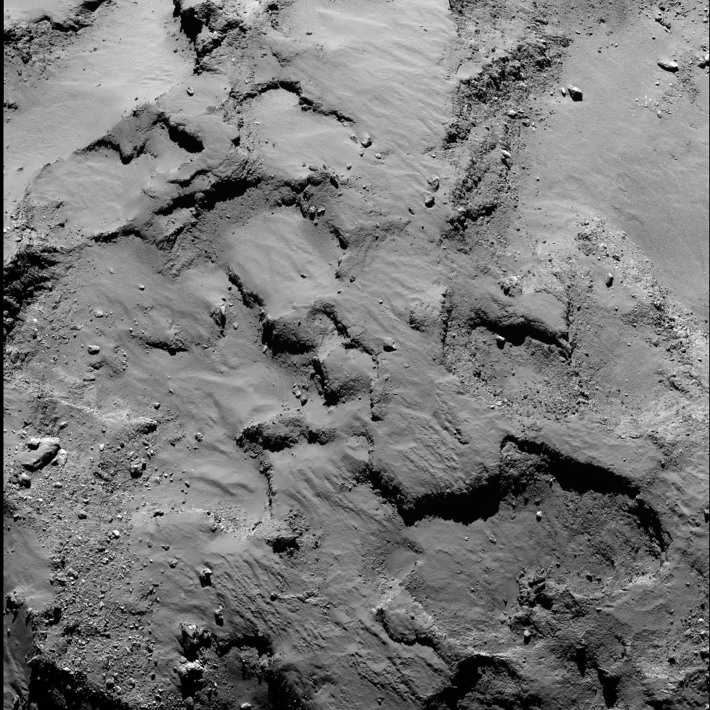 HQ Photos by Rosetta and Philae (22)