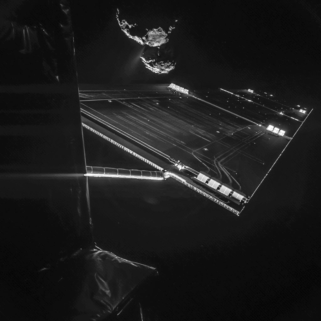 HQ Photos by Rosetta and Philae (26)